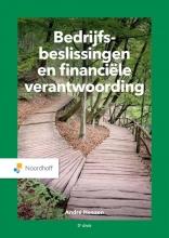 André Heezen , Bedrijfsbeslissingen en financiële verantwoording