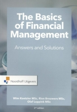 O.A. Leppink W. Koetzier  M.P Brouwers, The Basics of financial management