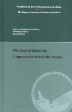 , Fifty Years of Space Law Cinquante ans de droit de l'espace
