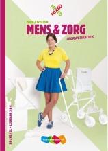 Liesbeth Urbach, Mens en zorg vmbo leerjaar 3&4 Leerwerkboek