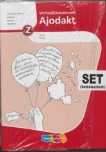 Marjanne van Gameren, Cokky Stolze Ajodakt (set 5 ex) Rekenen Groep 5 Werkboek