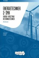A. de Bruin, A.  Fortuin Energietechniek 2/3MK Energie-omzeting/besturingstechniek Werkboek