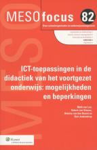 , ICT-toepassingen in de didactiek van het voortgezet onderwijs