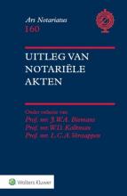 W.D.  Kolkman Uitleg van notariële akten