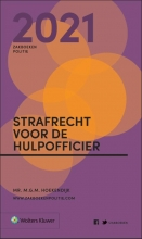 , Zakboek Strafrecht voor de Hulpofficier 2021