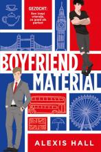 Alexis Hall , Boyfriend material