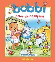 Monica Maas , Bobbi naar de camping