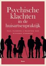 Paul  Rijnders,, Maarten  Cox, Richard  Starmans Psychische klachten in de huisartsenpraktijk