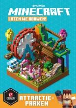 Minecraft Let`s build! Attractiepark avonturen