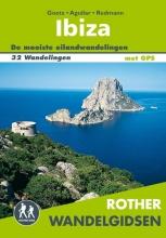 Ulrich Redmann Rolf Goetz  Laura Aguilar, Rother wandelgids Ibiza