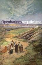 Edward van `t Slot , Openbaringsnegativisme