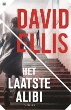 David  Ellis Het laatste alibi