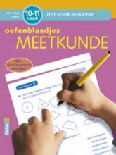 Chris de Smedtt, Lieve  Jansen Tijd voor Huiswerk Oefenblaadjes- meetkunde 10-11 jaar