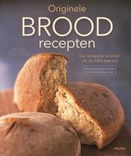 Eric  Kayser, Jean-Claude  Ribaut, Fabienne  Gambrelle Originele broodrecepten, alle recepten met zuurdesem