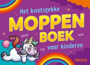 J. DE JAGER , Het knotsgekke moppenboek voor kinderen