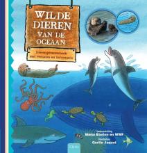 Marja Baeten Wilde dieren in de oceaan