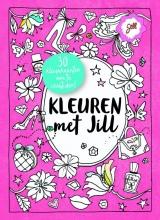 Jill  Schirnhofer Kleuren met Jill; 30 kleurkaarten om te versturen