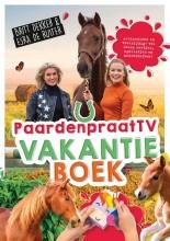 Britt  Dekker, Esra de Ruiter Het PaardenpraatTV-vakantieboek