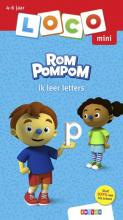 , Loco Mini Rompompom ik leer letters