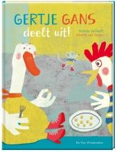 Mireille van Orden , Gertje Gans deelt uit!