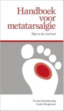 Cocky Hoogeveen Yvonne Bontekoning, Handboek voor metatarsalgie