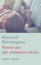 Aleksandr  Skorobogatov Portret van een onbekend meisje