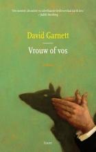David  Garnett Vrouw of vos