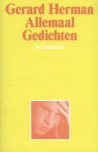 Gerard  Herman Allemaal Gedichten
