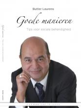 Josje  Kuenen Goede manieren, tips voor sociale behendigheid