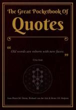 Jean-Pierre  Doran, Richard van der Ark, Bono J.H. Heijnen The Great Pocketbook Of Quotes