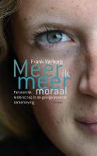 Frank Verborg , Meer ik, meer moraal