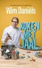 Wim  Daniëls Koken met taal