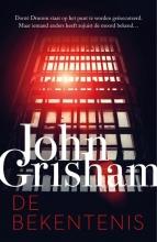 John  Grisham De bekentenis
