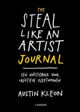 Austin Kleon , The Steal Like an Artist Journal