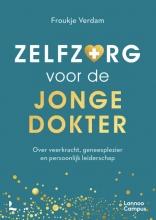 Froukje Verdam , Zelfzorg voor de jonge dokter