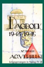 A.G.  Verhulst Dagboek 1943 - 1945