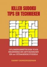 Danny Demeersseman , Killer Sudoku Tips en Technieken