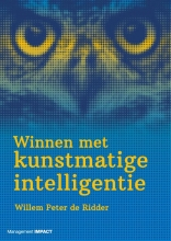Willem Peter de Ridder Winnen met kunstmatige intelligentie
