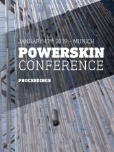 Jens Schneider Thomas Auer  Ulrich Knaack, Powerskin conference