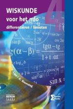Jan  Lips, Arjo  Riemslag Wiskunde voor het MLO Deel 4