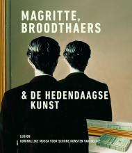 Michel  Draguet Magritte, Broodthaers & de hedendaagse kunst
