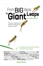Jenny  Elissen From Big Ideas to Giant Leaps in a split second