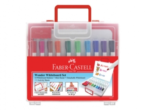 , Faber-castell wonder whiteboard set