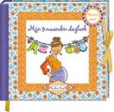 , invulboek Pauline Oud mijn 9 maanden dagboek