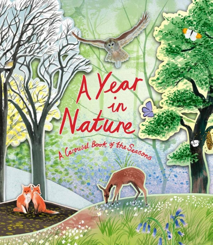 Maskell, Hazel Maskell,A Year in Nature