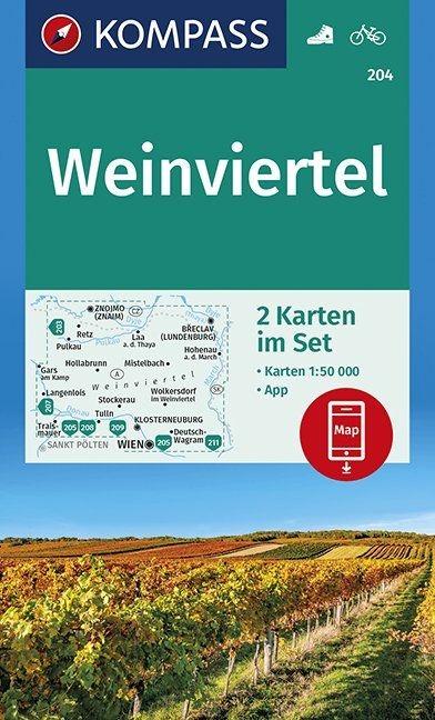 ,Weinviertel 1:50 000