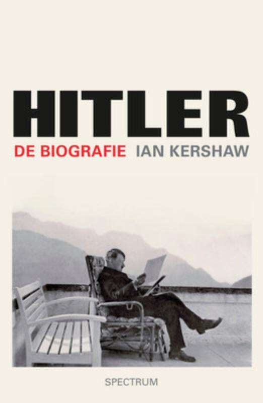 Ian Kershaw,Hitler