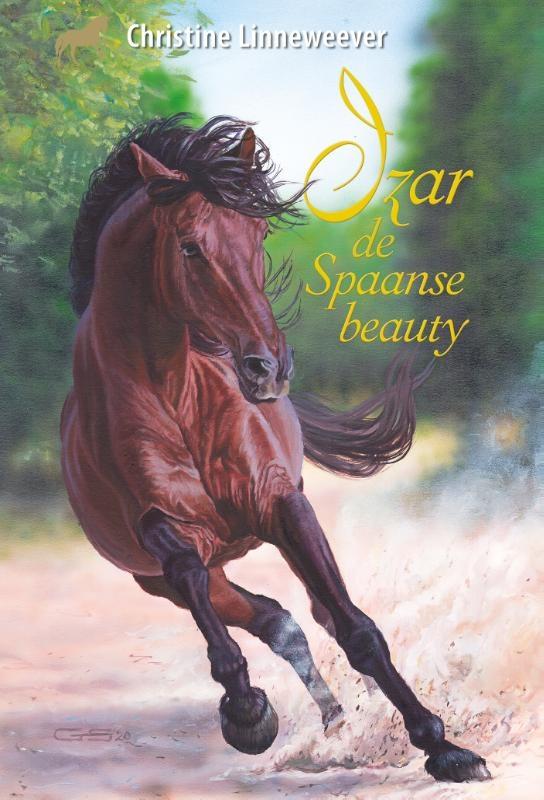 Christine Linneweever,Gouden paarden. Izar, de Spaanse beauty