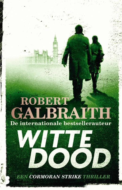 Robert Galbraith,Witte dood