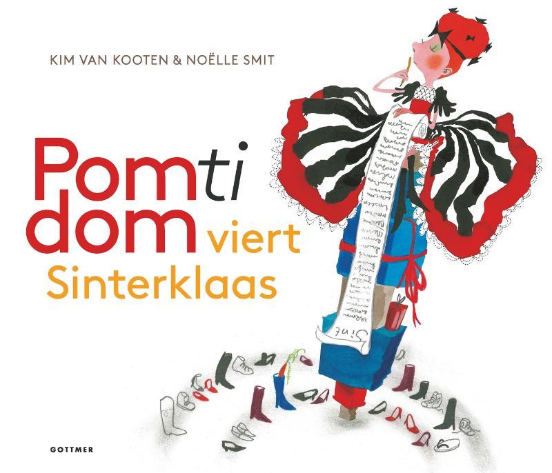 Kim van Kooten,Pomtidom viert Sinterklaas